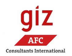 GIZ & AFC Logo
